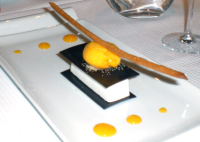dessert Glacier André